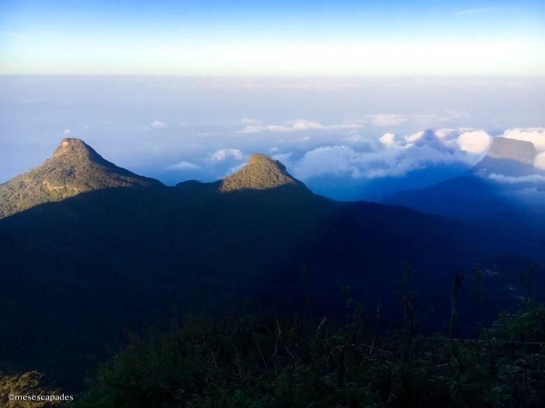 Trek nocturne au Sri Lanka