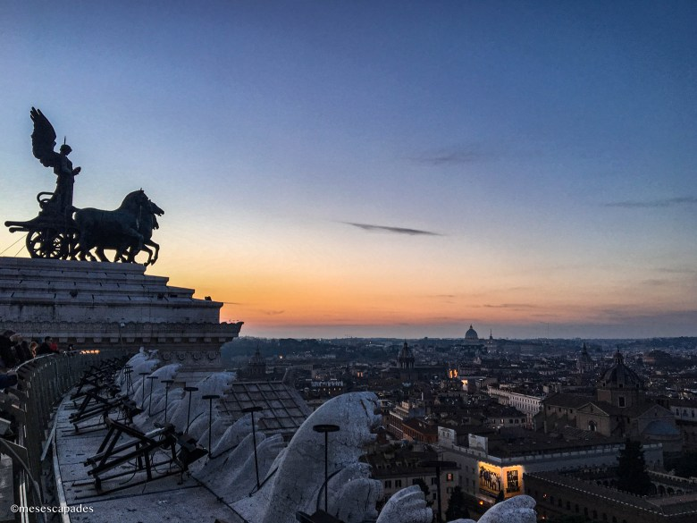 Quels rooftops faire à Rome ?