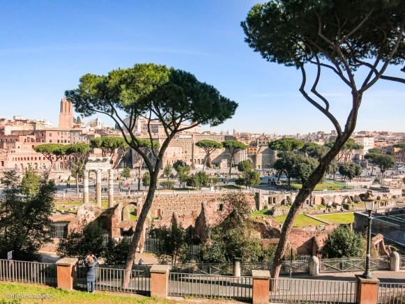Forum et Mont Palatin à Rome