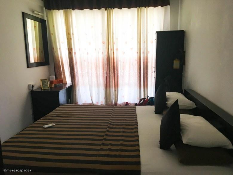 Où dormir à Hikkaduwa ?