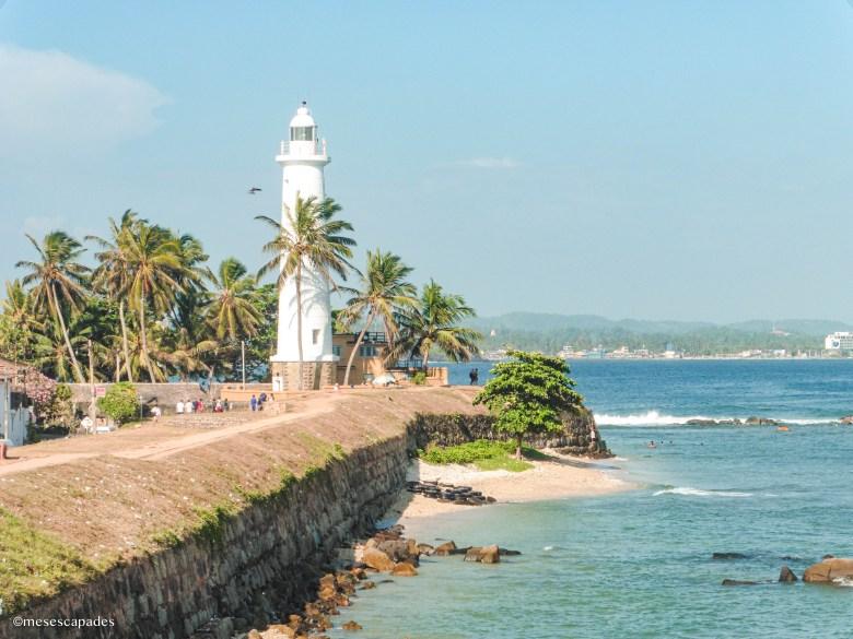 Que découvrir à Galle au Sri Lanka ?