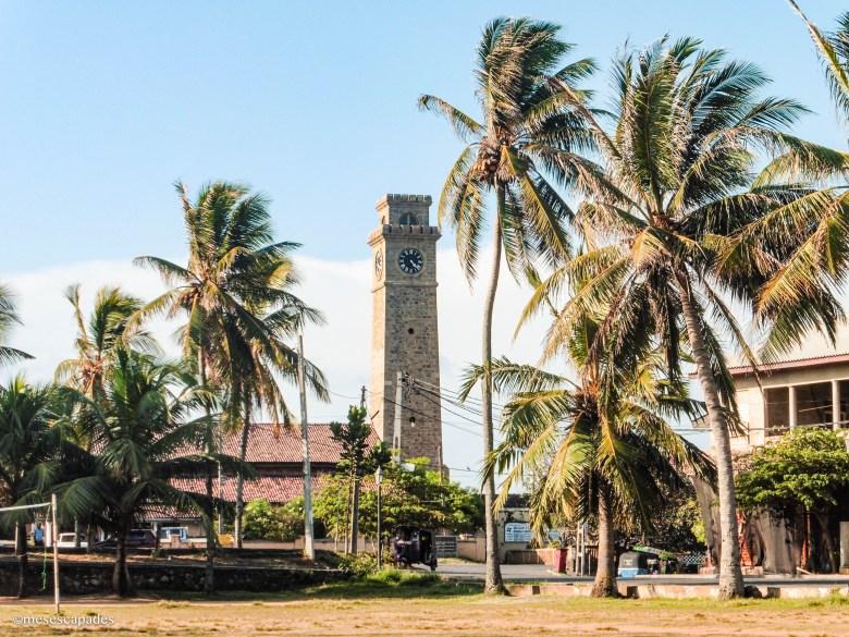 3 jours à Galle au Sri Lanka