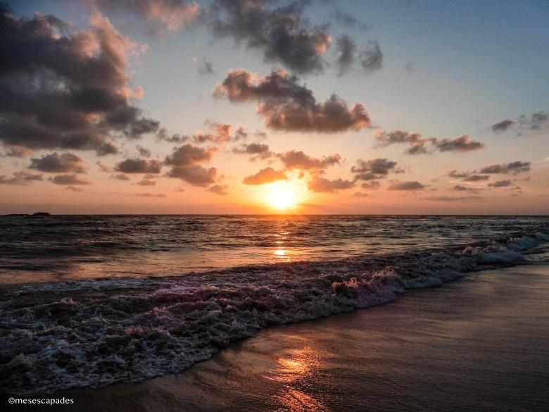 Où voir un beau coucher de soleil au bord de la mer ?
