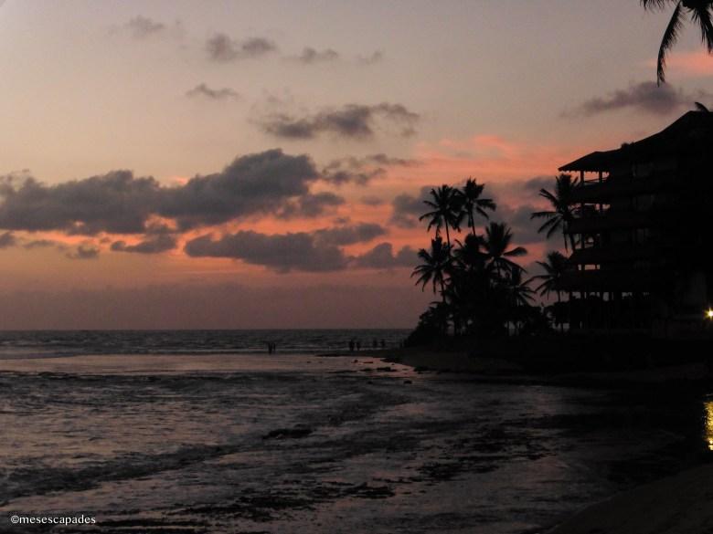 Les plages srilankaises