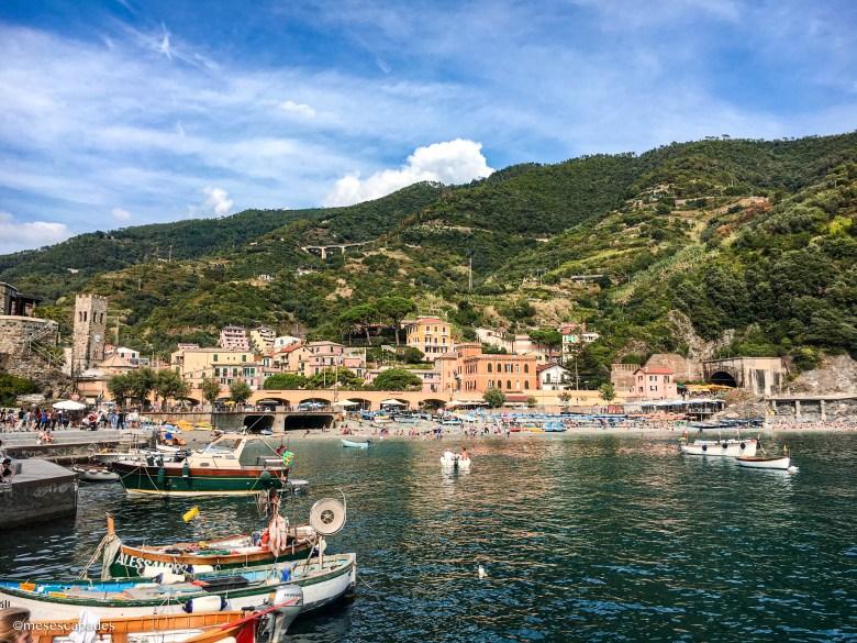 Le port de Monterosso