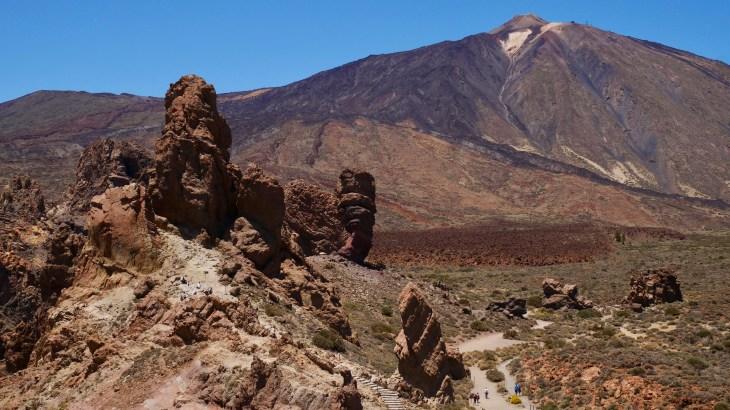 Le parc du Teide