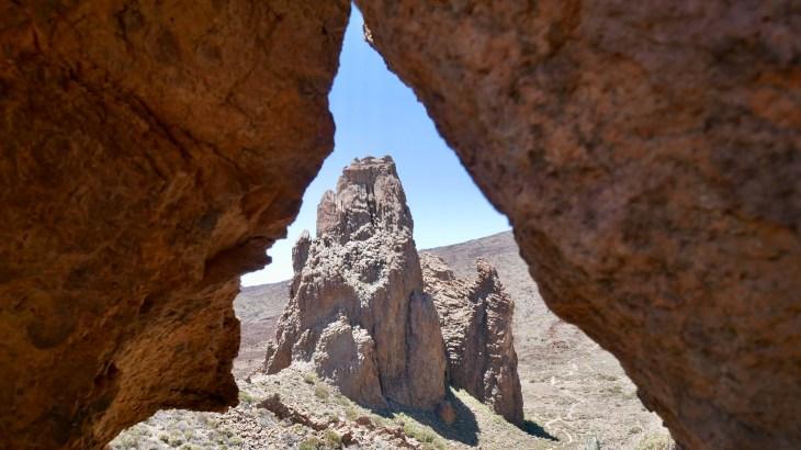 Randonnées à Tenerife : l'excursion aux Roques de Garcia, dans le parc du Teide