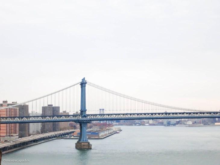 Les ponts new yorkais