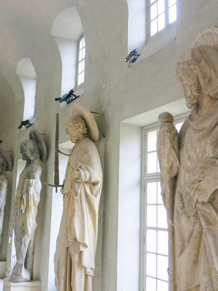 Découverte du Palais du Tau à Reims