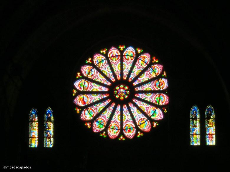 Vitraux de la basilique St-Rémi, Reims
