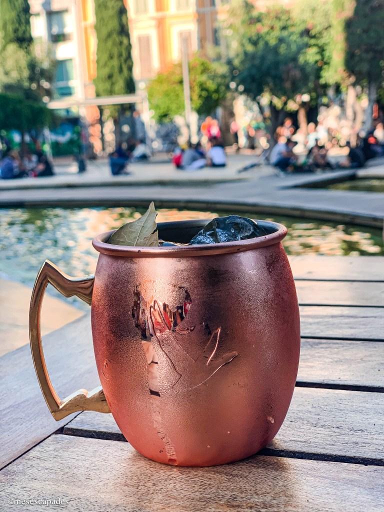 Cocktail à Marseille