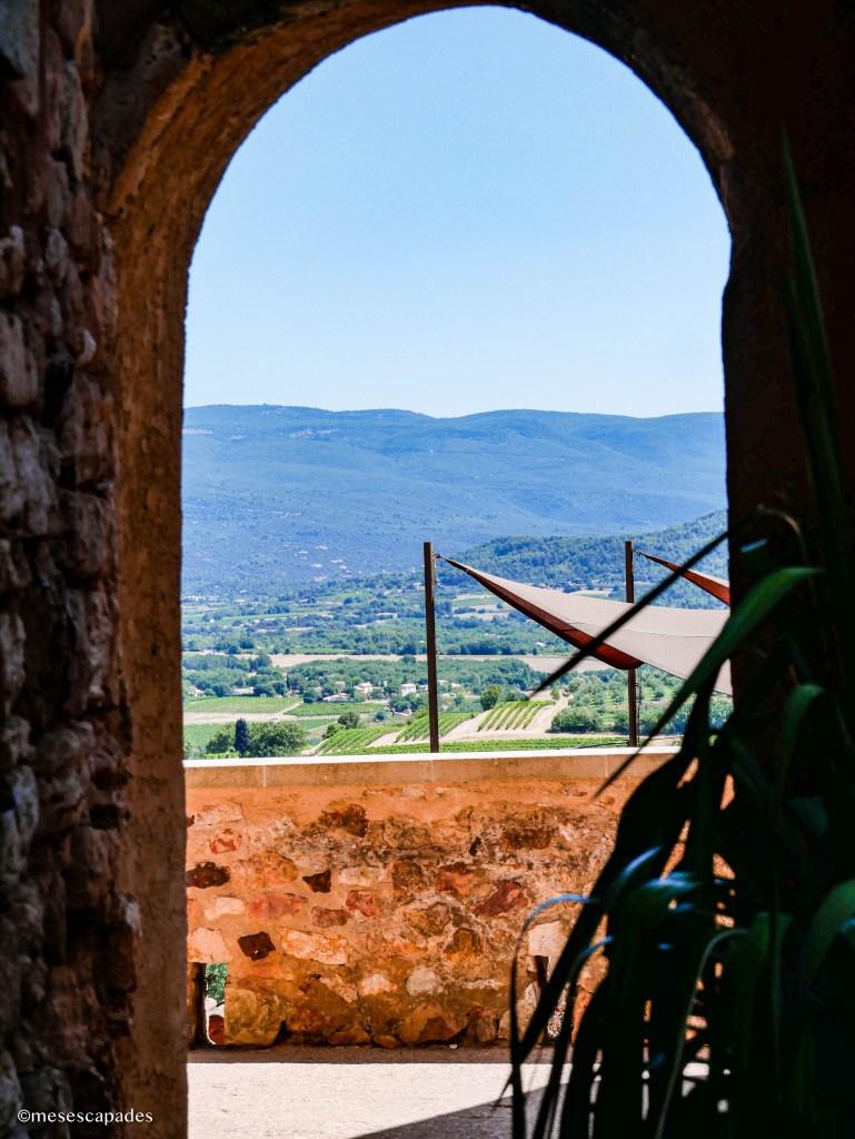 Les couleurs de Roussillon