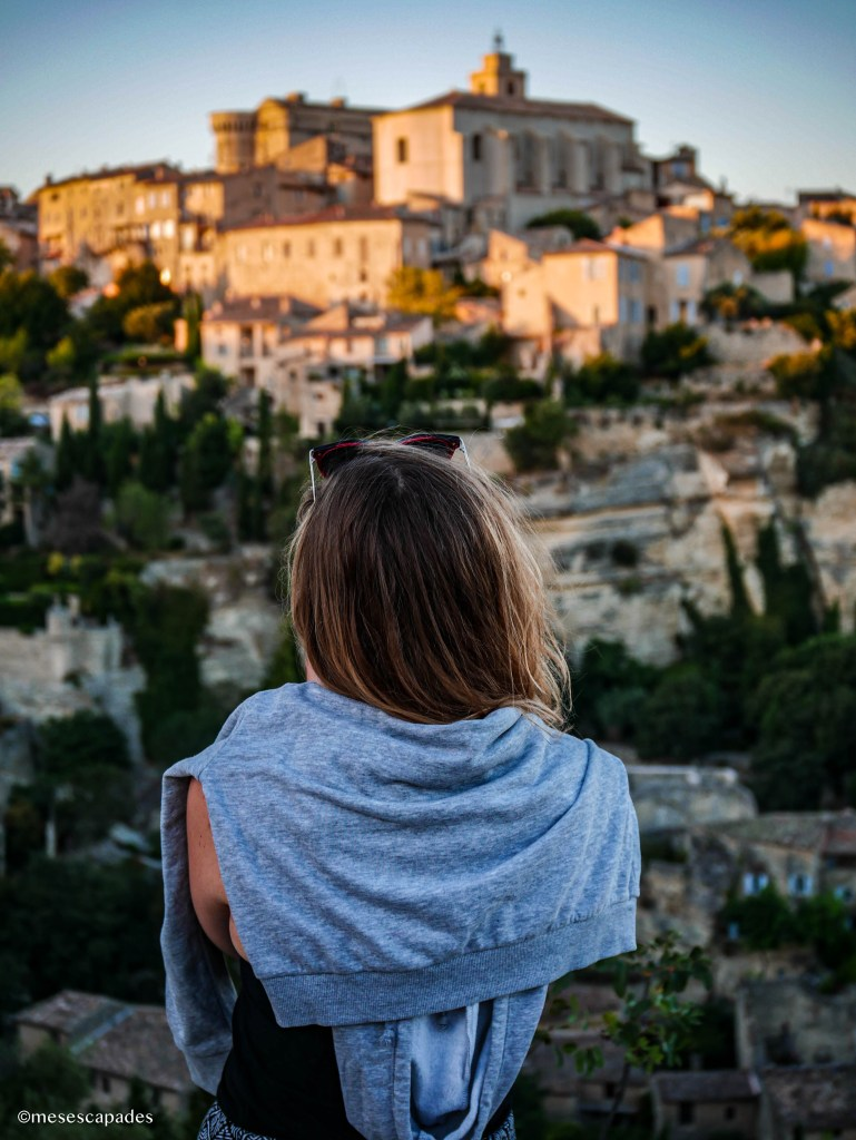 Le village sublime de Gordes