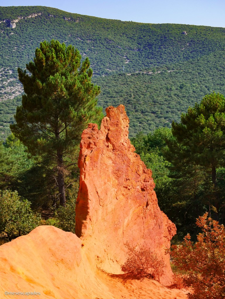 Colorado Provençal, circuit de 3 jours dans le Luberon