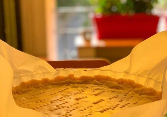 Recette facile de la pâte sablée