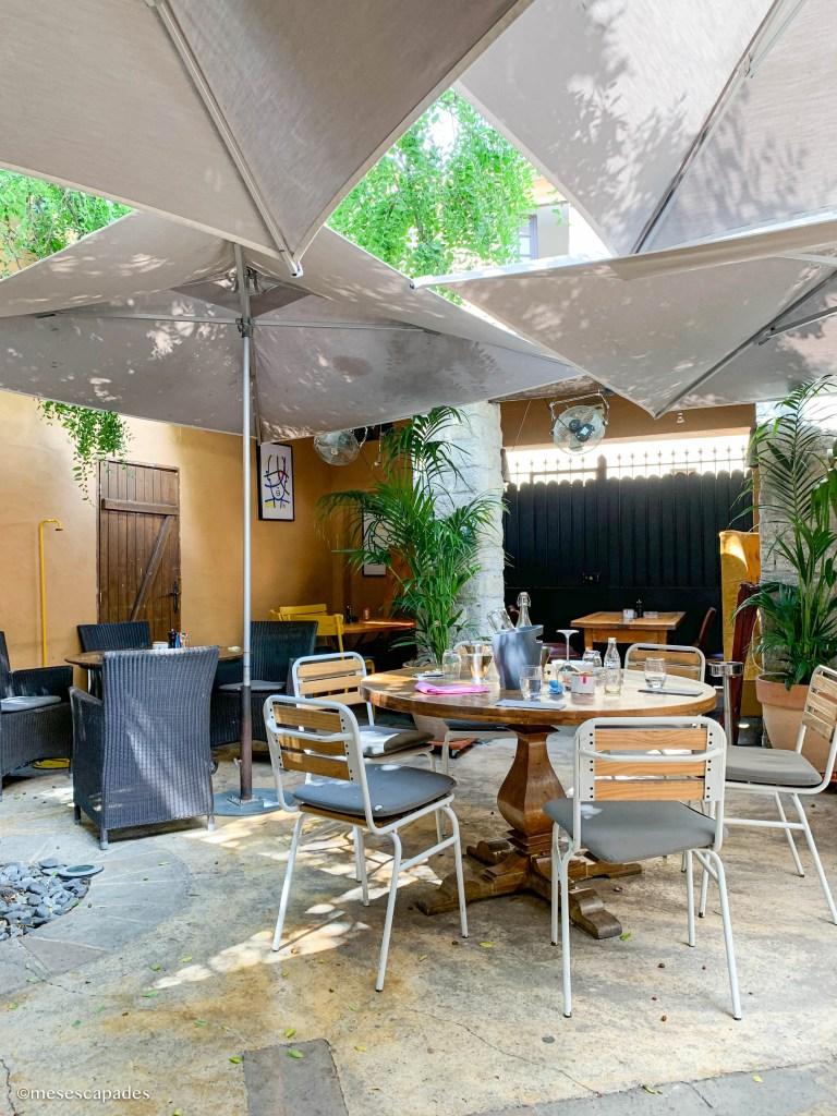 Le Dix Vin, bar à tapas d'Aigues-Mortes