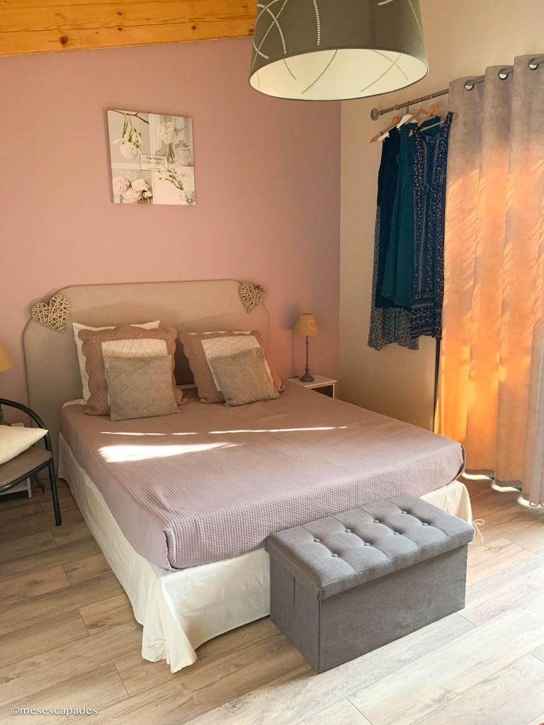 Mas Auroma, une superbe chambre d'hôtes à côté de Gordes