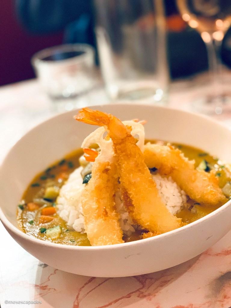Cuisine coréenne à Paris