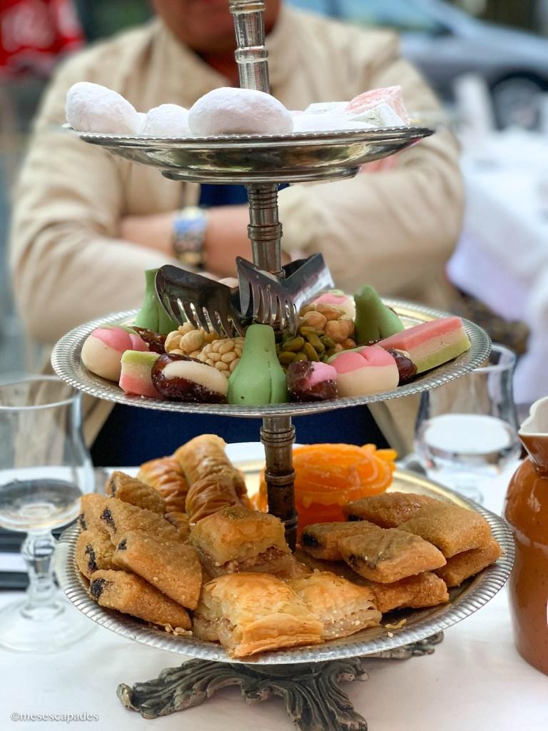 Cuisine marocaine à Paris