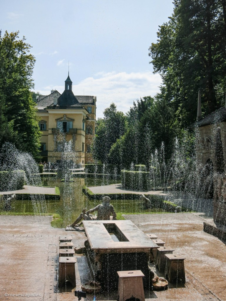 Hellbrunn, le Château de Salzbourg