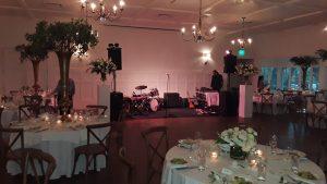 Wedding Setup for Tomar and the FCs