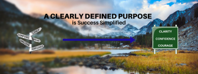 A Clearly Defined Purpose