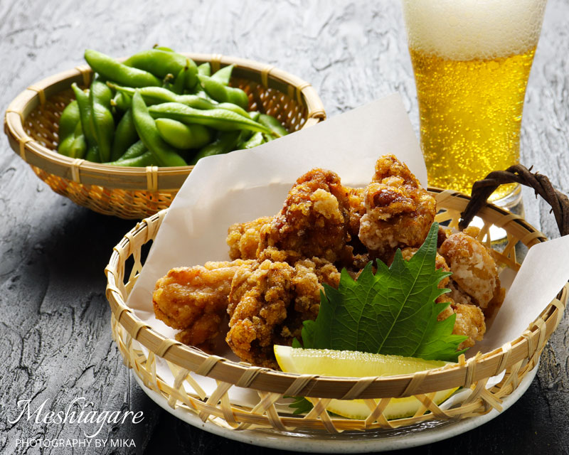 Tori no Karaage/ Japanese style fried chicken