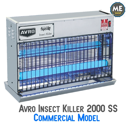 Avro insect killer 2000 SS