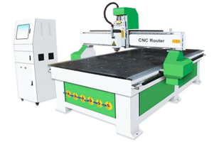 Mesin LD1325 Vacuum Sunction Table CNC Router