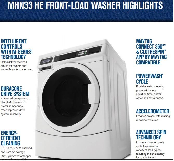 mhn33 Mesin Cuci Kapasitas Besar Harga Murah Bergaransi