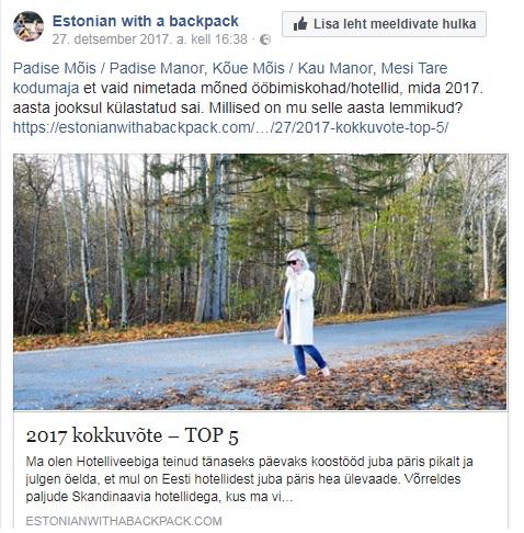 estonianwithabackpack 27.12.2017