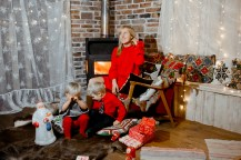 jõulupildistamine Mesi tares