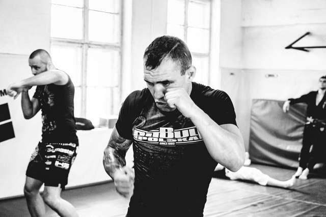 Berserkers Team Tomasz Romanowski