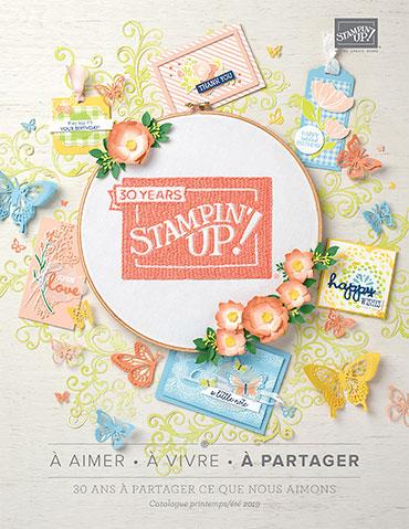 Catalogue Stampin'Up!