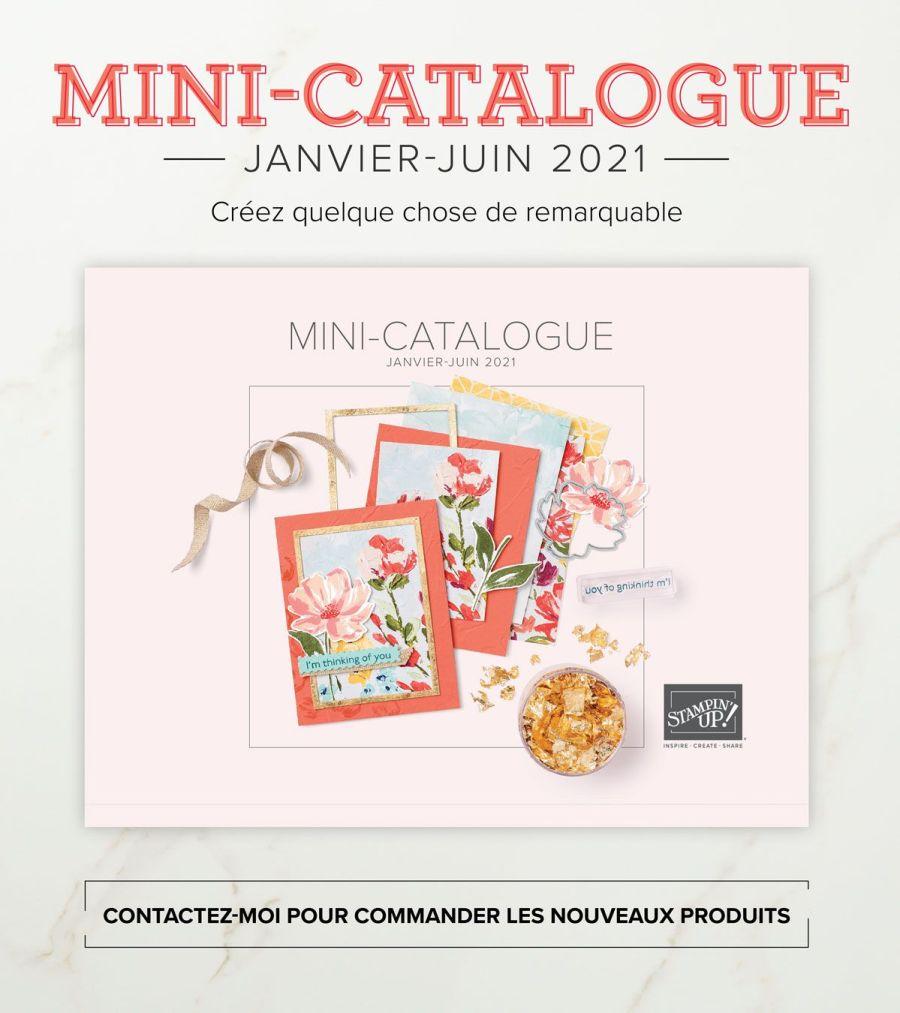 Mini catalogue Stampin'Up