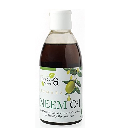 Mesmara 100% pure and natural Neem Seed Carrier Oil