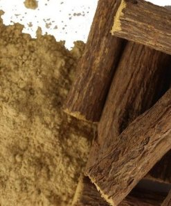 Herbal Powders and Clays