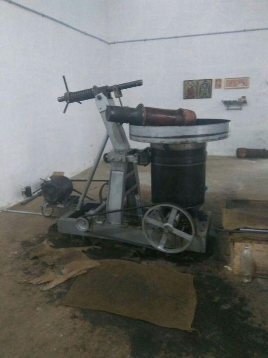 Mesmara Wood Press - Mara Chekku 2
