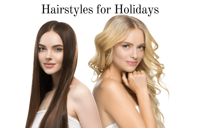 hairstyles for holidays