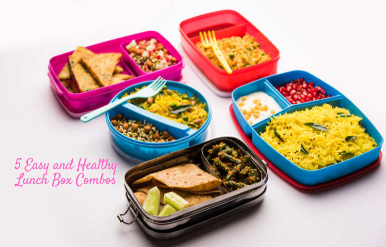 lunch box combo ideas