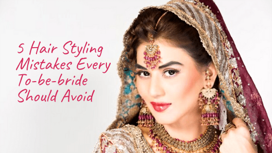 hair styling for to-be-bride