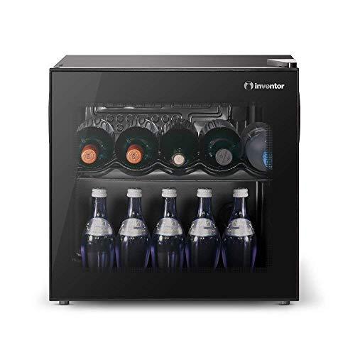 Inventor Vino Cave à Vin Réfrigérée 43L