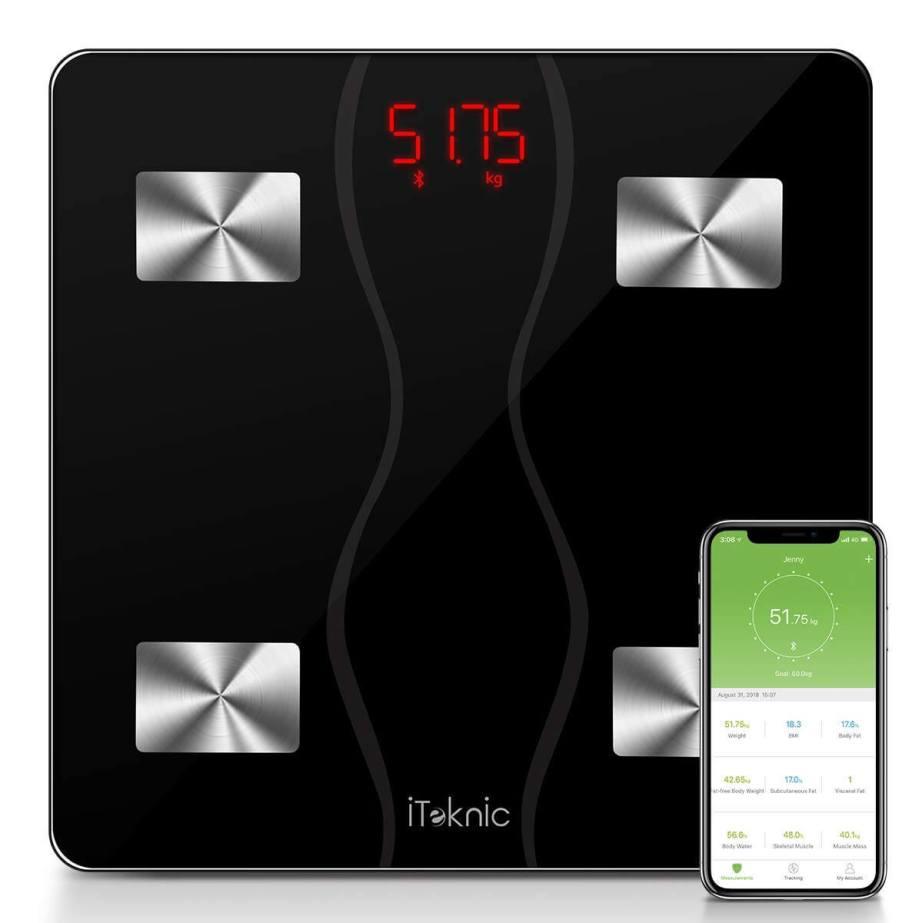 iTeknic Balance Connectée