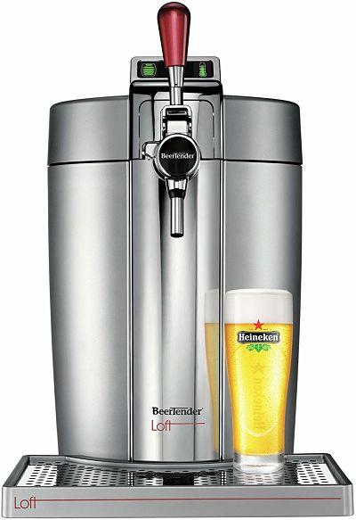 Krups VB700E00 Machine Pression Beertender