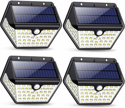 iPosible Lampe Solaire Extérieur