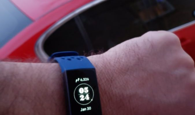 Fitbit and your health.