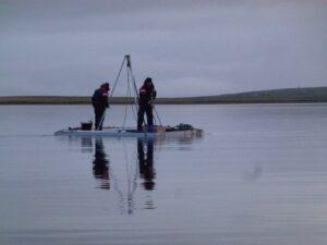 Rising Tide coring