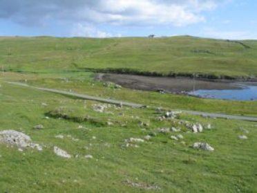 Ness of Gruting neolithic farm