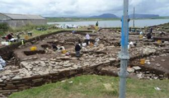 Structure 10 at Ness of Brodgar