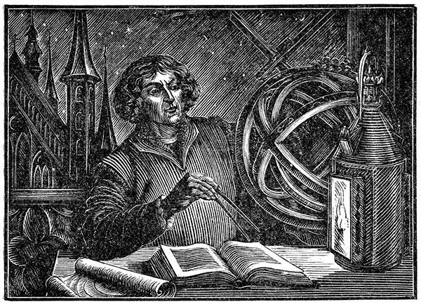 Astronomy, Nicolaus Copernicus